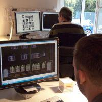 Kapazitäten für Ihr Büro bei Planungsaufgaben